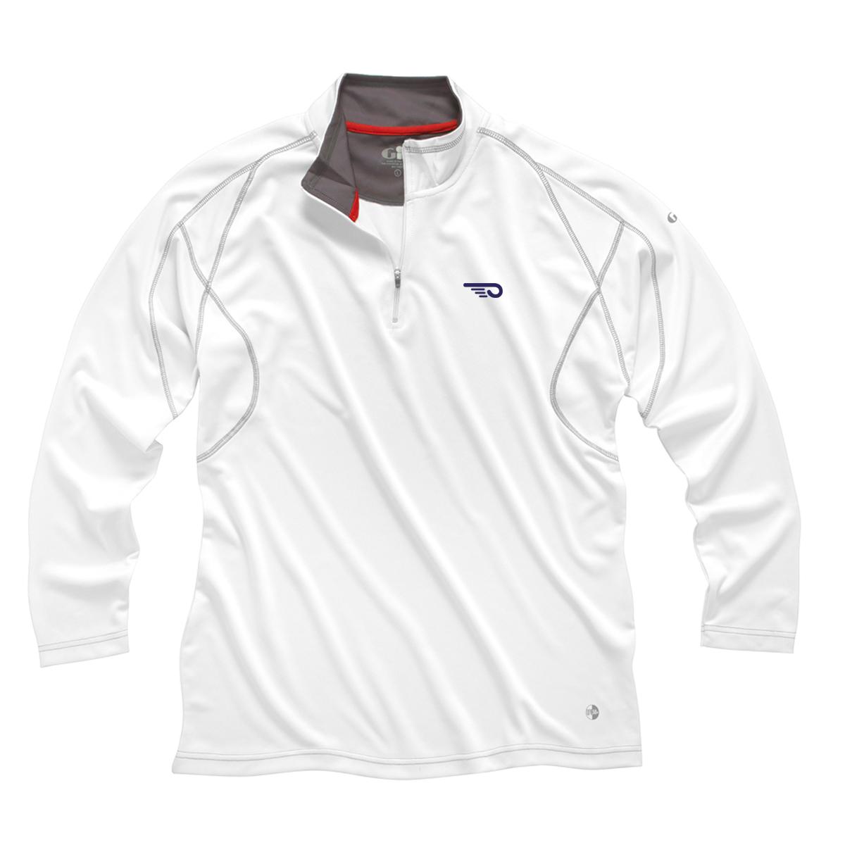 Hinckley Yachts- W's Gill 1/4 Zip UV Tech Shirt