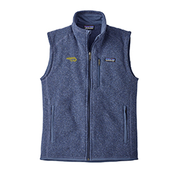 Hinckley Yachts - Men's Patagonia Better Sweater Vest
