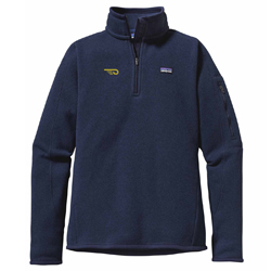 Hinckley Yachts- W's Patagonia Better Sweater 1/4 Zip