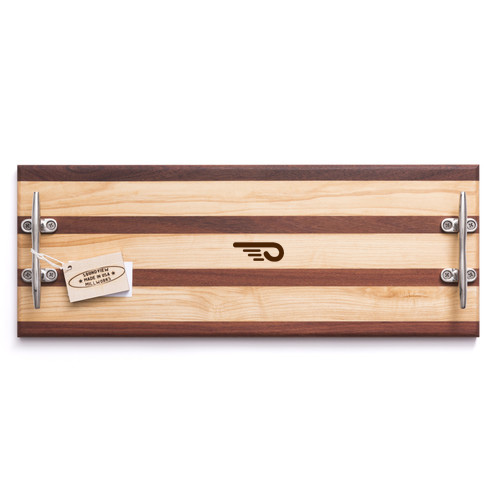 Hinckley Yachts - Double Cleat Serving Board