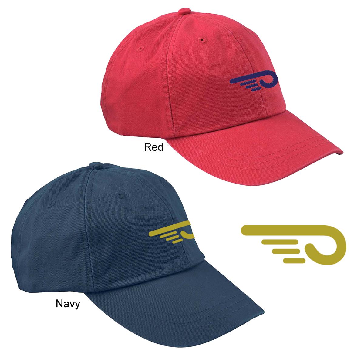 Hinckley Yachts - AdaMen's Solid Twill Cap