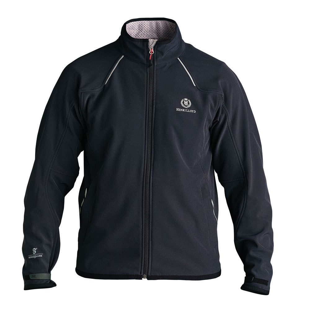 HENRI LLOYD CYCLONE SOFT SHELL JACKET (Y50114)