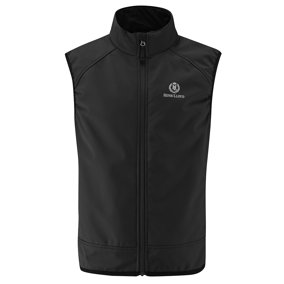 HENRI LLOYD CYCLONE SOFT SHELL VEST (Y50204)