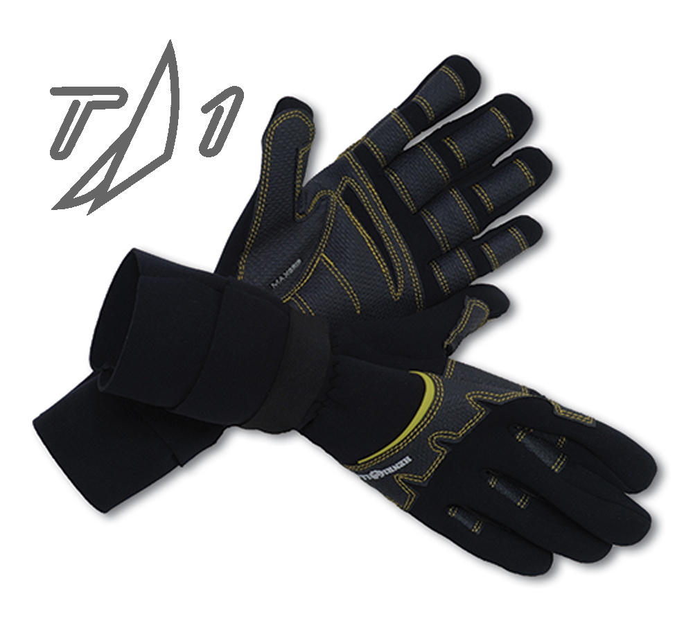HENRI LLOYD STEALTH WINTER GLOVE (Y80034)