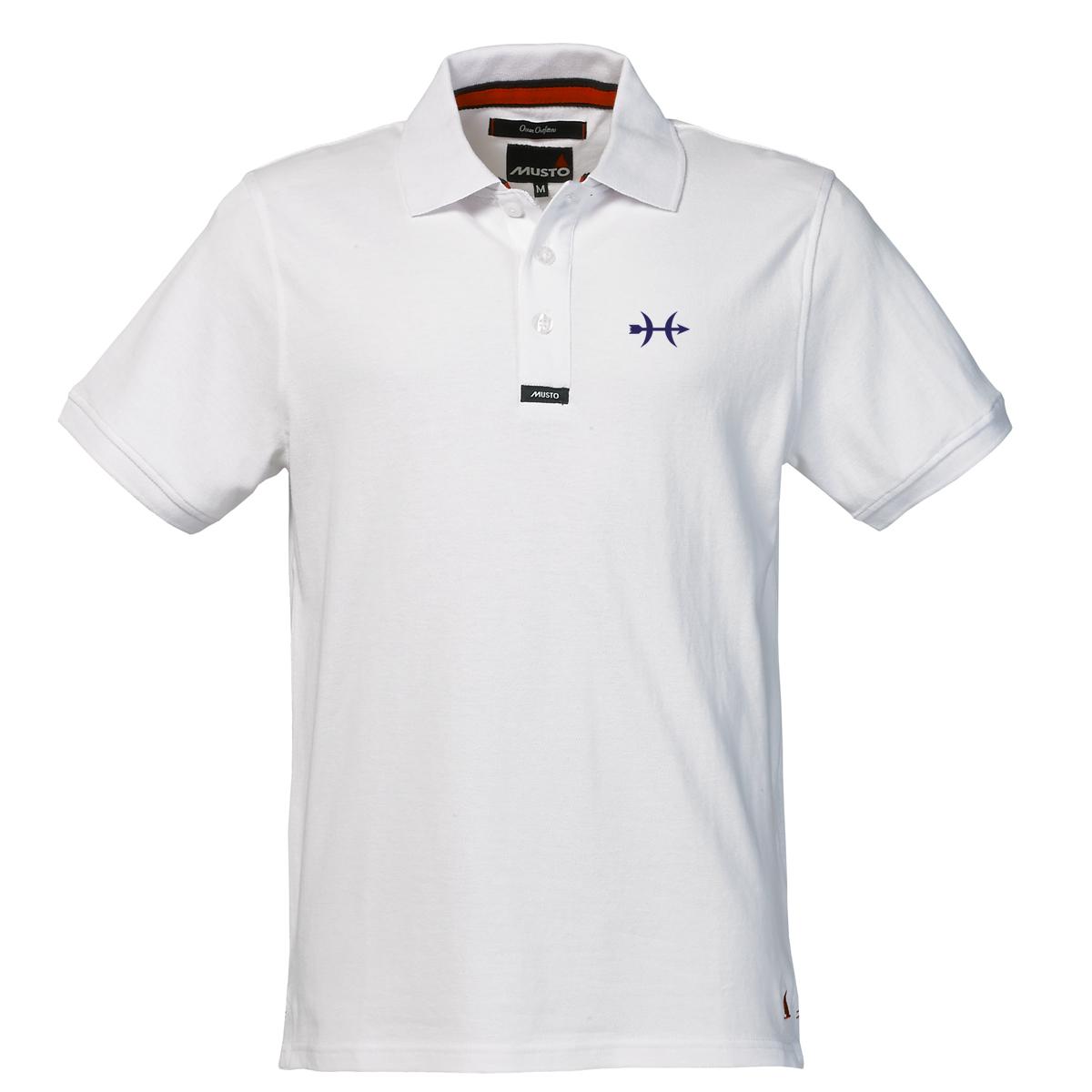 Hunt Yachts - M's Cotton Polo