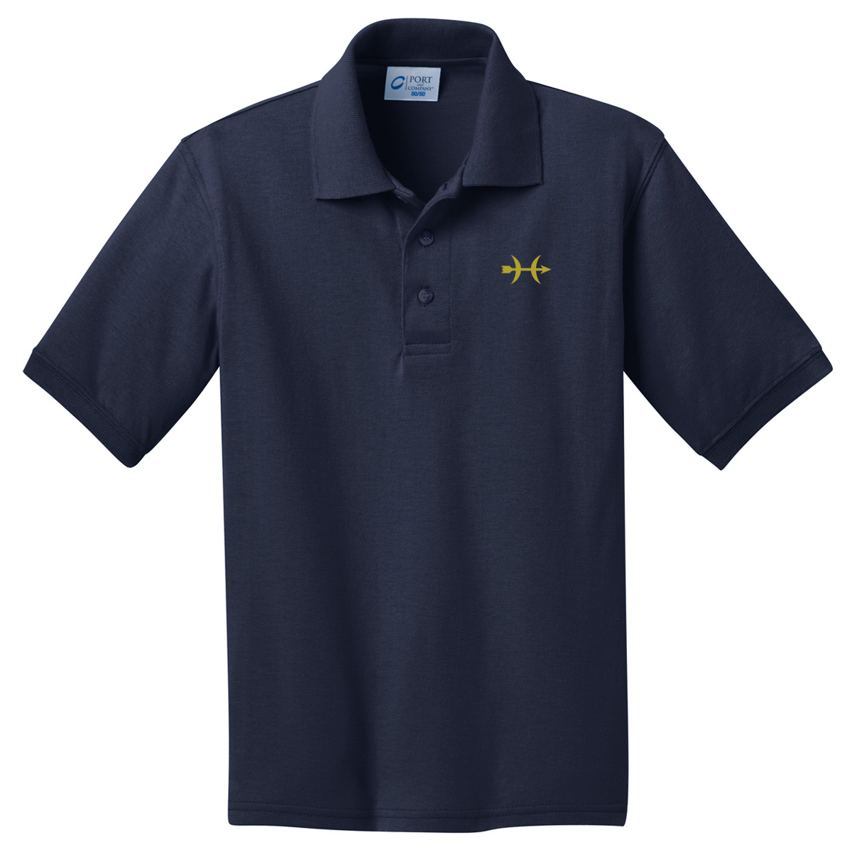 Hunt Yachts - Youth Cotton Polo