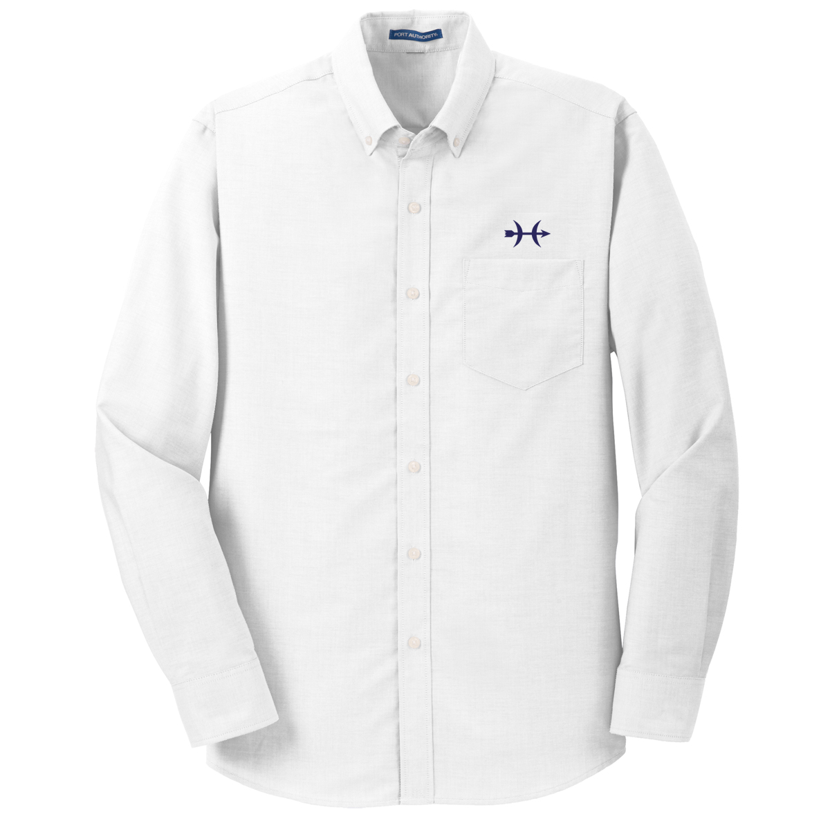 Hunt Yachts- M's Oxford Shirt