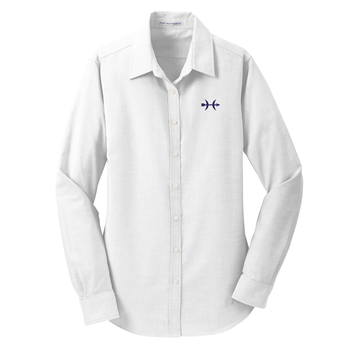 Hunt Yachts- W's Oxford Shirt