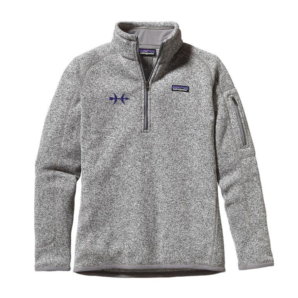Hunt Yachts- W's Patagonia Better Sweater 1/4 Zip