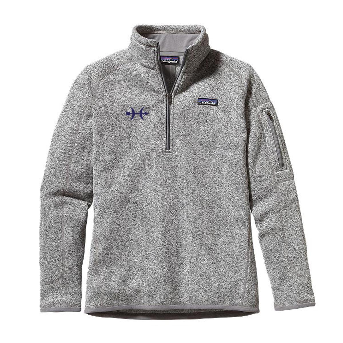 Hunt Yachts- Women's Patagonia Better Sweater 1/4 Zip