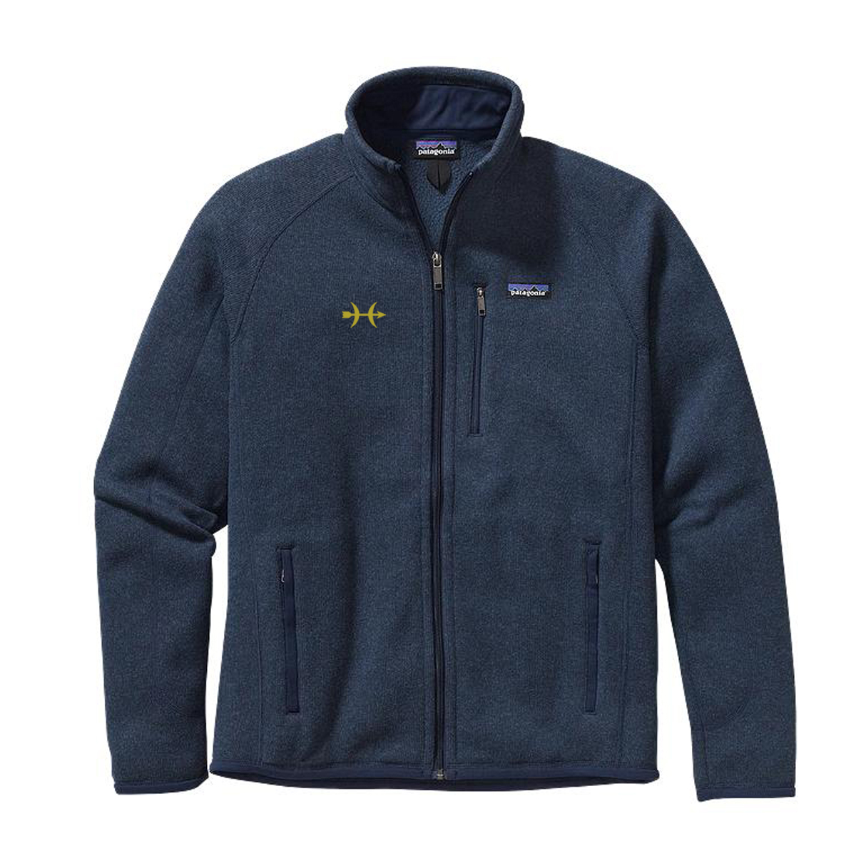 Hunt Yachts- M's Patagonia Better Sweater Jacket