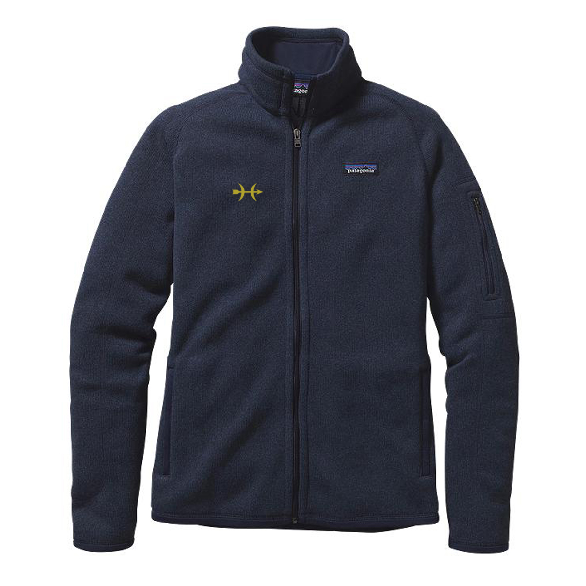 Hunt Yachts- W's Patagonia Better Sweater Jacket