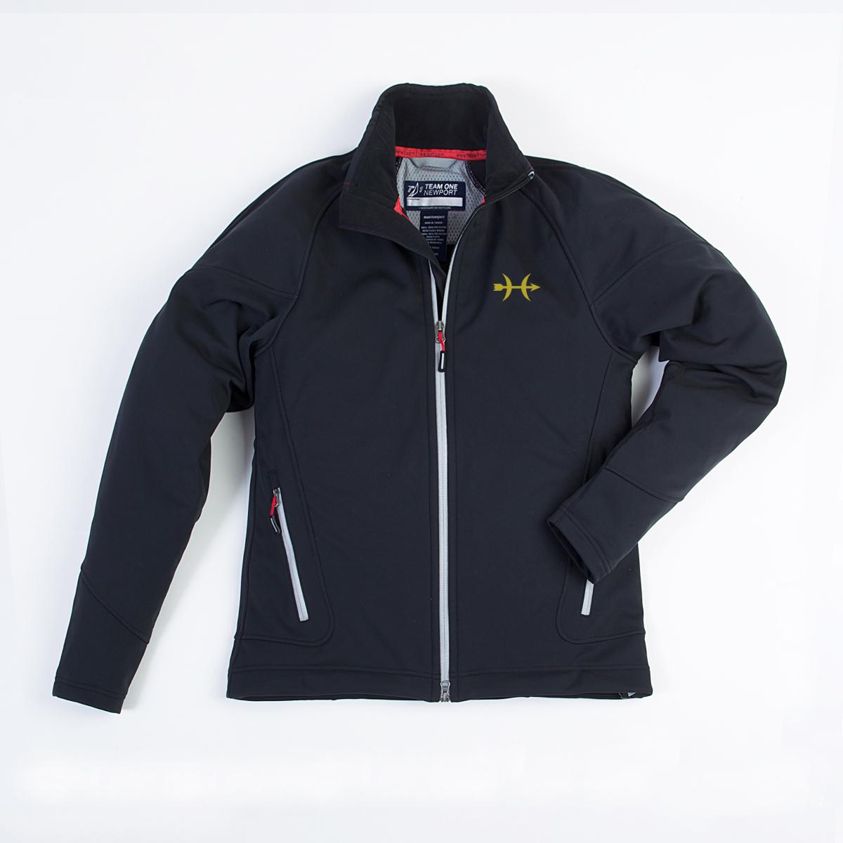 Hunt Yachts- M's Scrambler Softshell Jacket