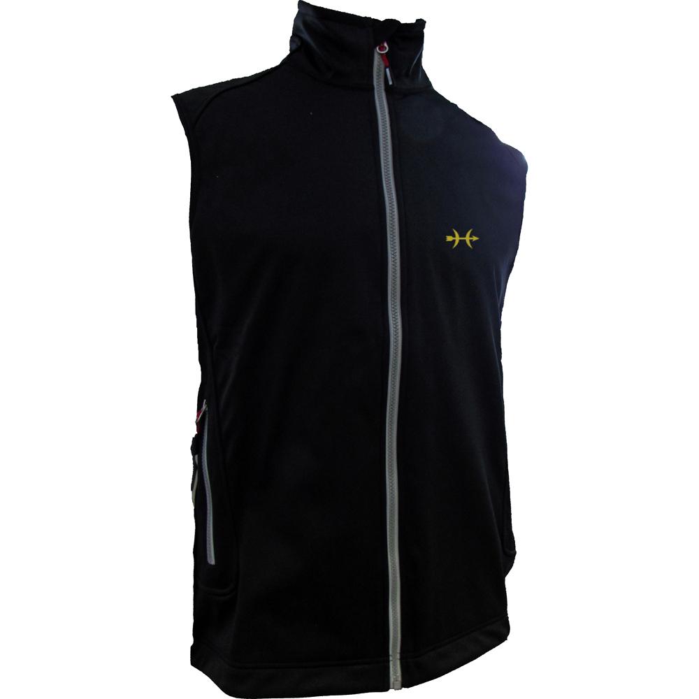 Hunt Yachts- M's Scrambler Softshell Vest