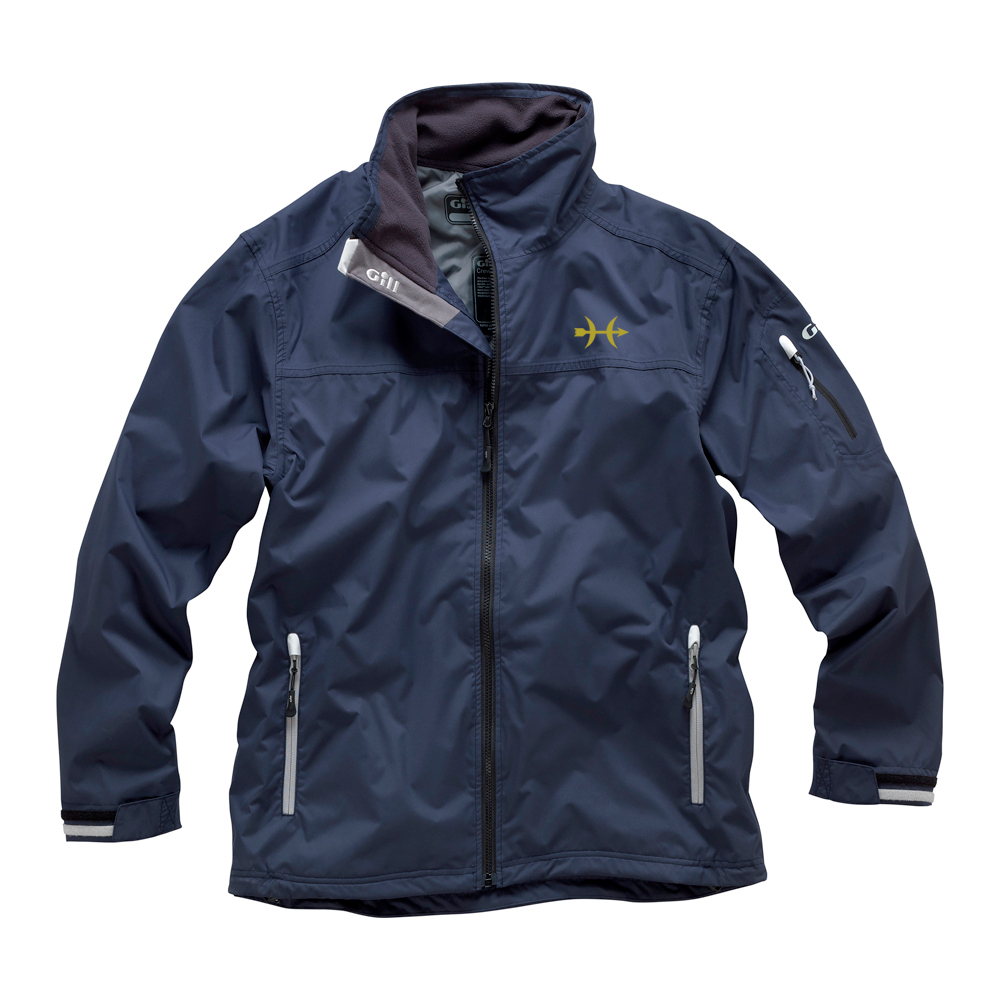 Hunt Yachts- M's Gill Crew Jacket