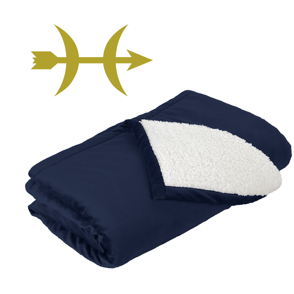 Hunt Yachts- Fleece Blanket