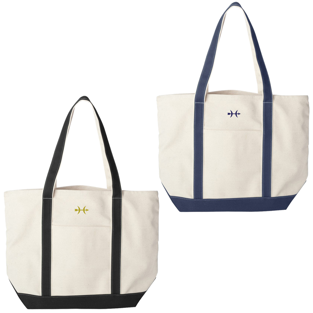 HUNT YACHTS - CANVAS TOTE