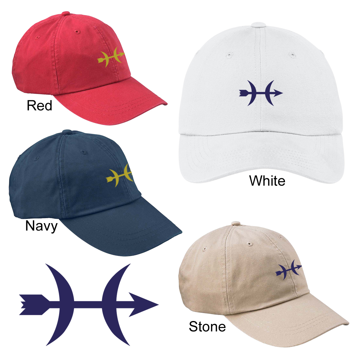 Hunt Yachts- Bayside Twill Cap