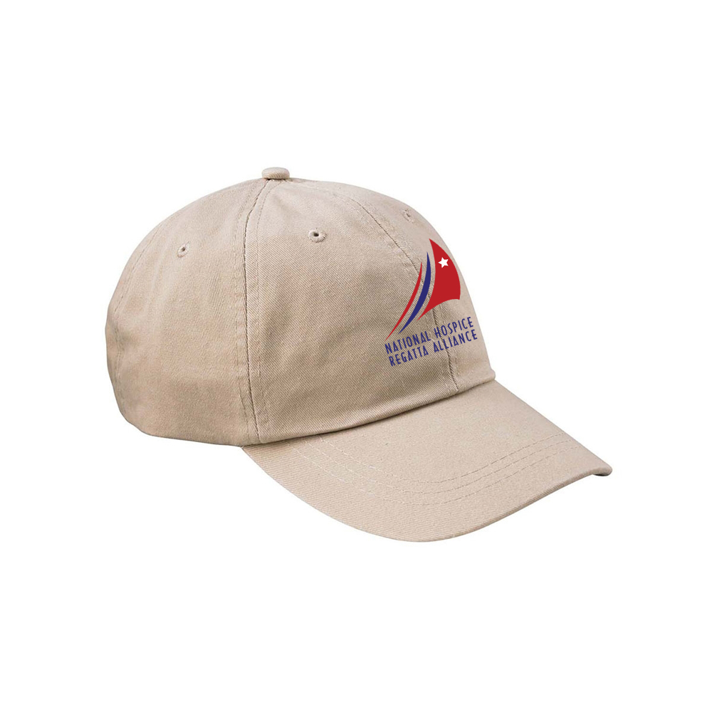 HOSPICE REGATTAS COTTON CAP