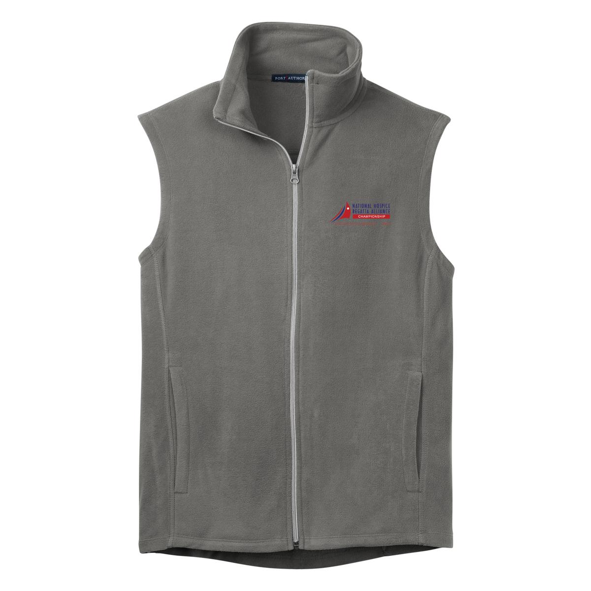 Hospice Regatta Championship 2019 - Men's Fleece Vest