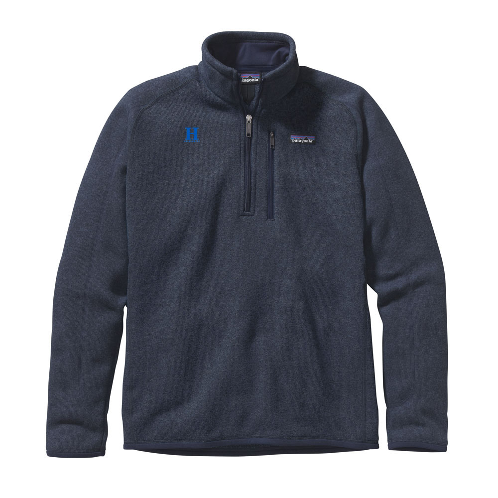 Holderness School - Men's Patagonia Better Sweater 1/4 Zip