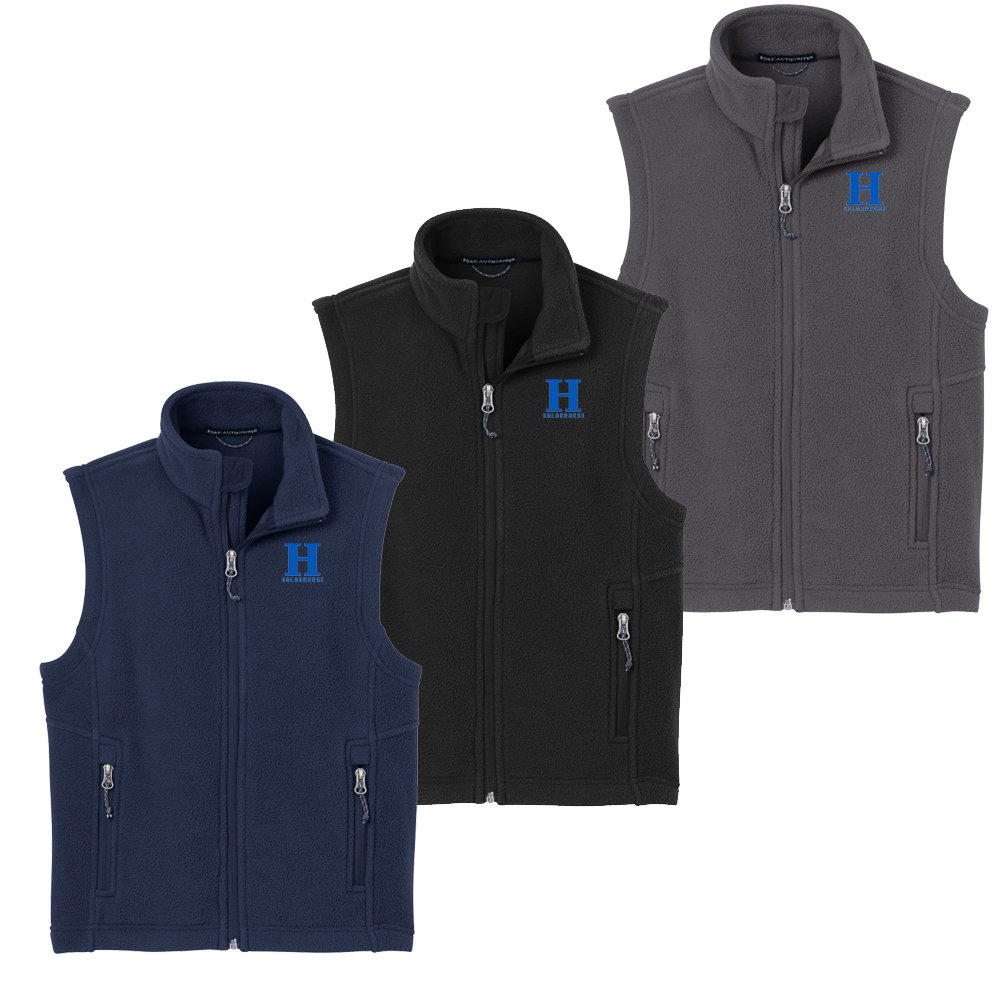 HS KID'S FLEECE VEST