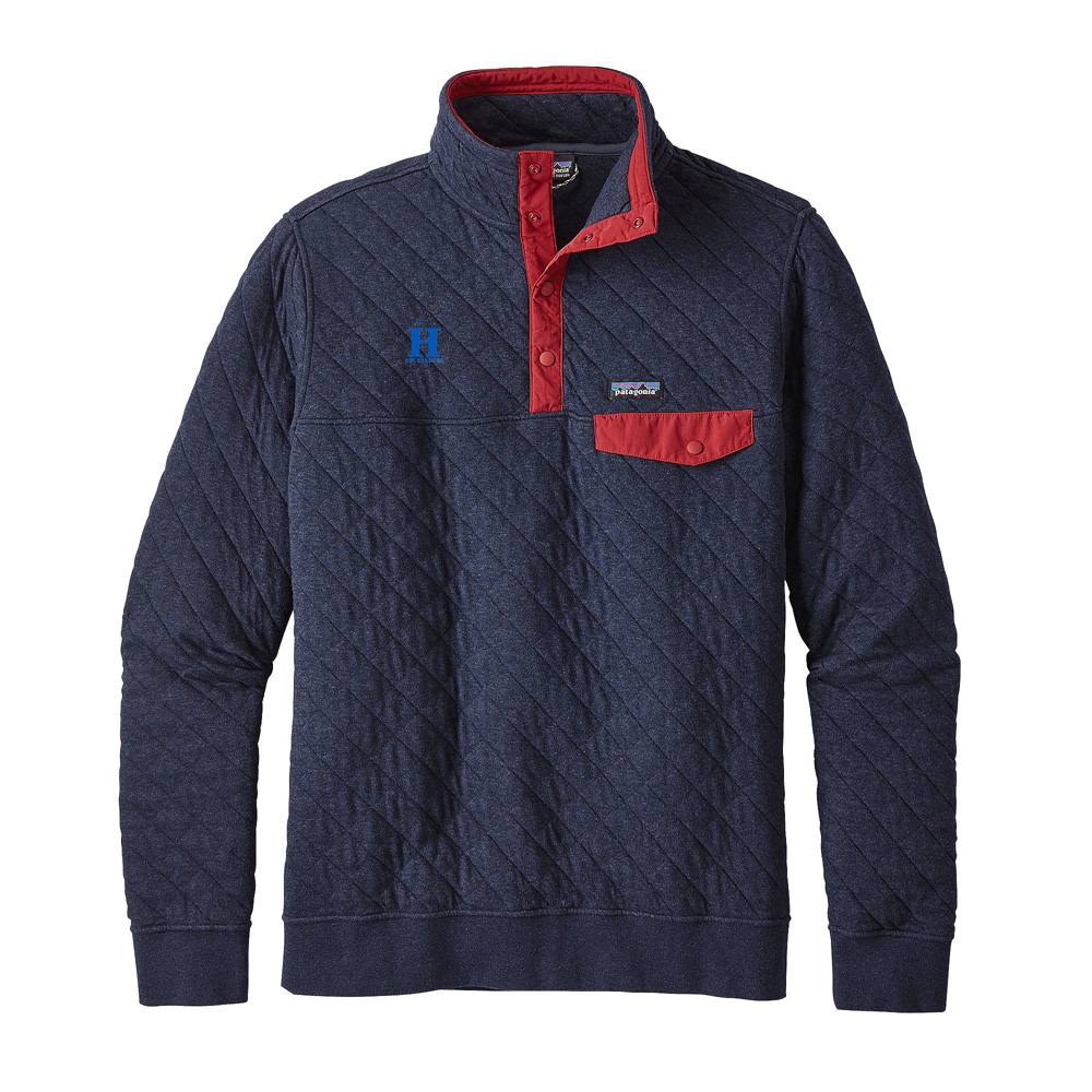 Holderness School Men S Patagonia Snap T Quilt Pullover