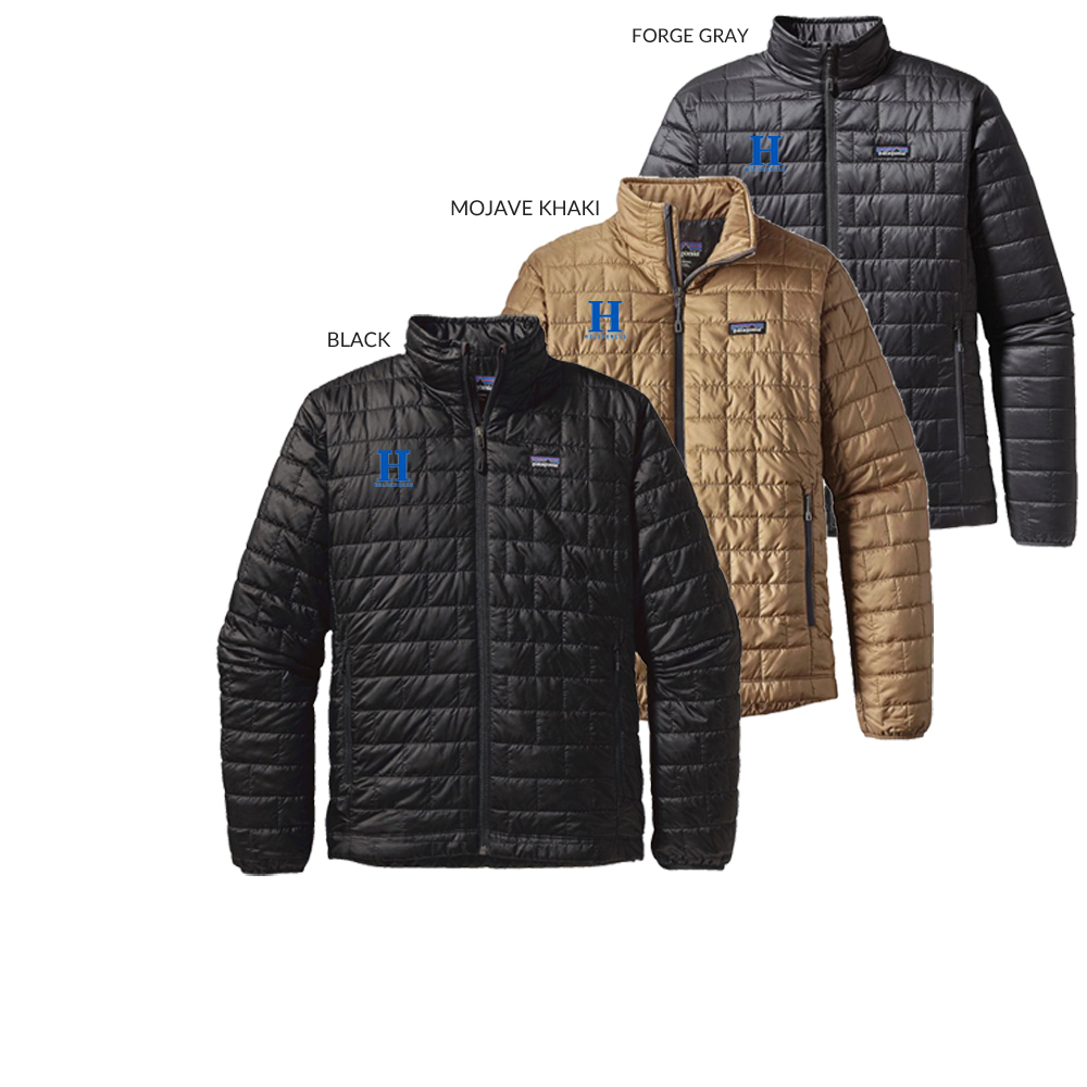 HOLDERNESS SCHOOL M'S NANO PUFF JKT