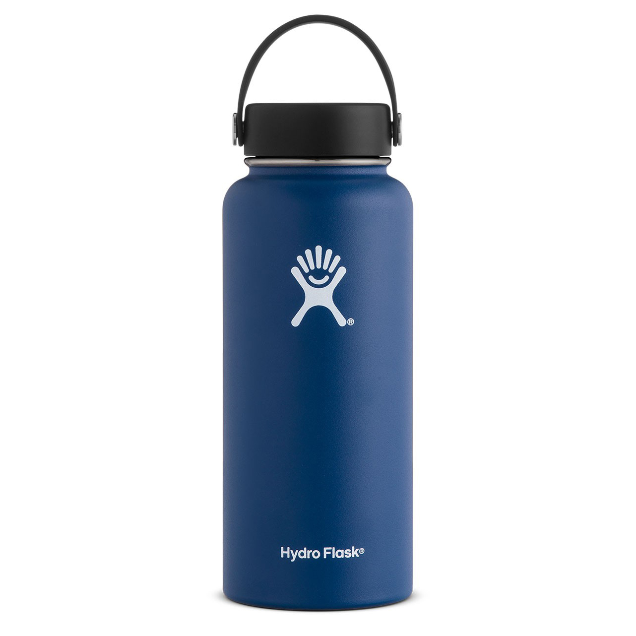HYDRO FLASK 32 OZ WIDE MOUTH FLEX CAP - COBALT