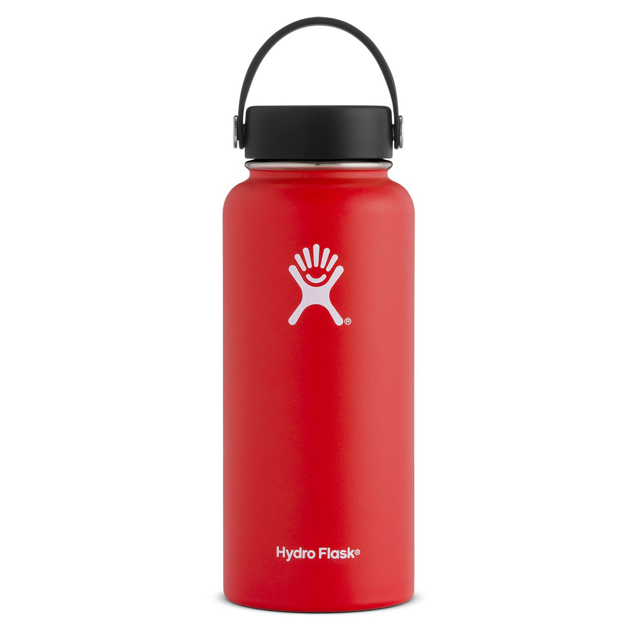 HYDRO FLASK 32 OZ WIDE MOUTH FLEX CAP - LAVA