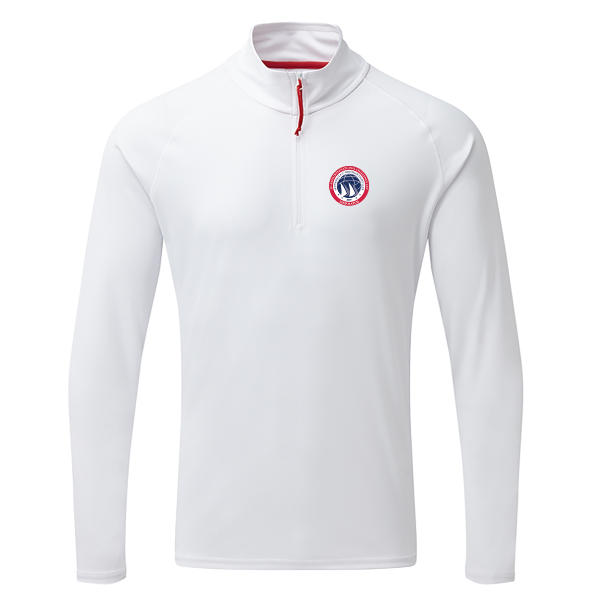 ICC19 - MEN'S UV TEC LONG SLEEVE ZIP TEE