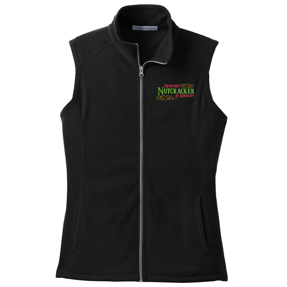 NUTCRACKER - W'S FLEECE VEST