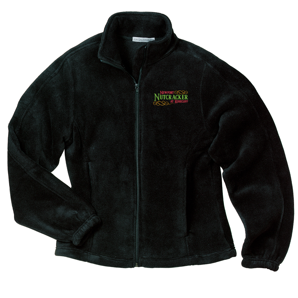 NUTCRACKER - YOUTH FLEECE JACKET