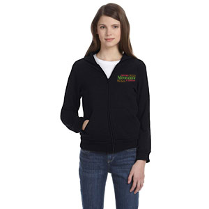 NUTCRACKER - YOUTH FULL-ZIP HOODIE