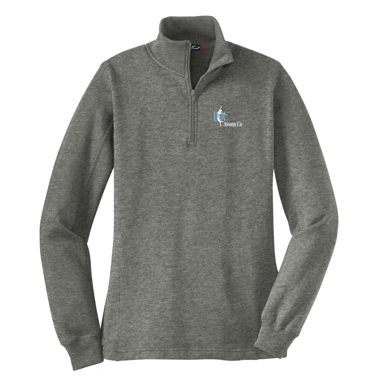 IMC Jr. Company- Women's 1/4 Zip Sweatshirt