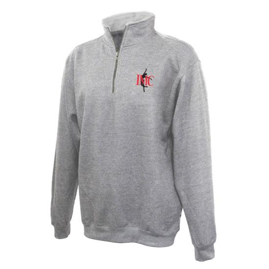 IIsland Moving Company - Women's 1/4 Zip Sweatshirt