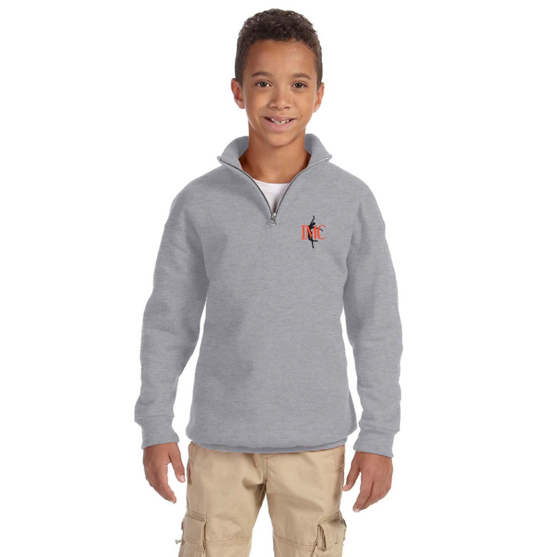 Nutcracker - Youth 1/4 Zip Sweatshirt