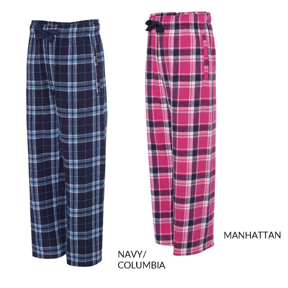 NUTCRACKER - YOUTH FLANNEL PANT