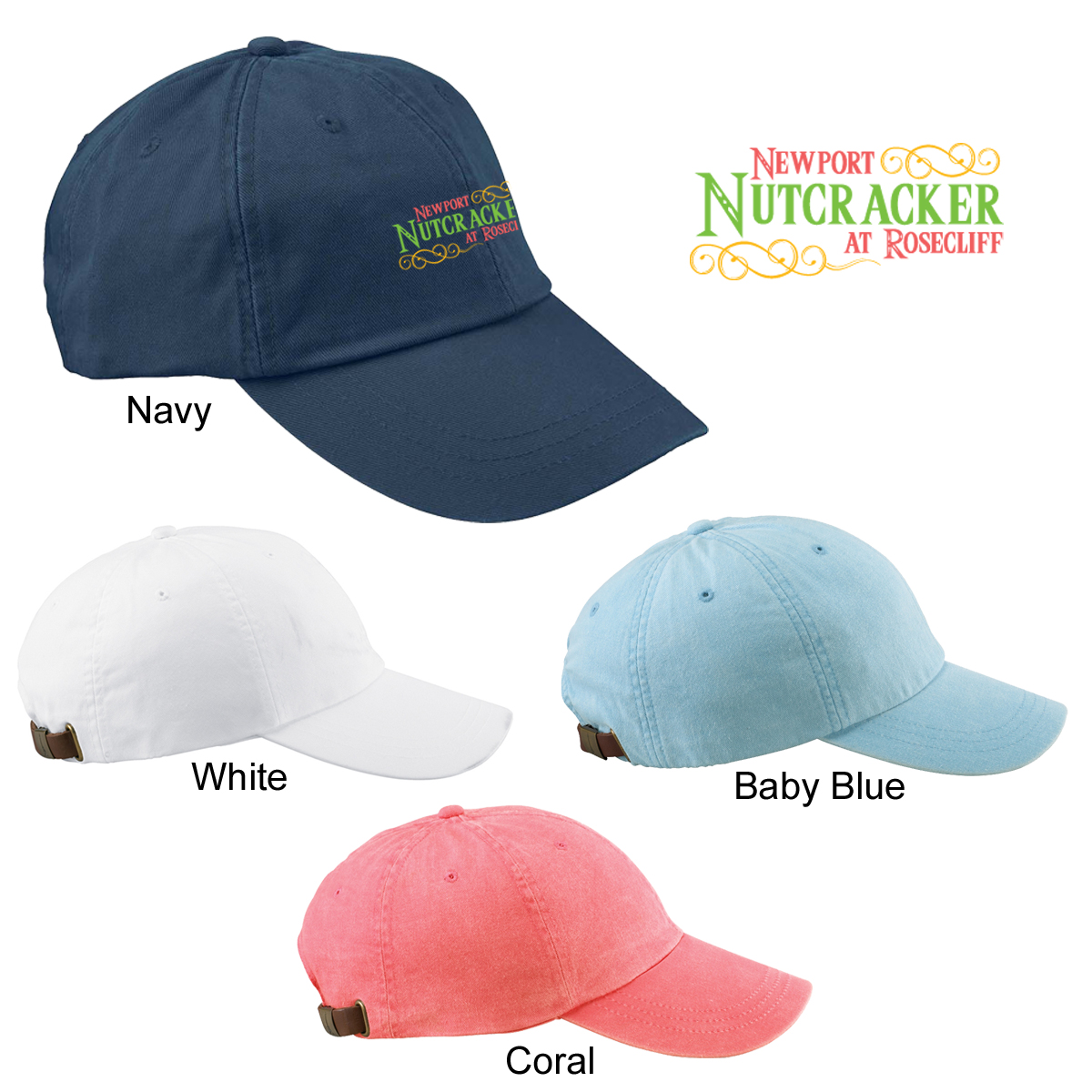 NUTCRACKER - BASEBALL CAP