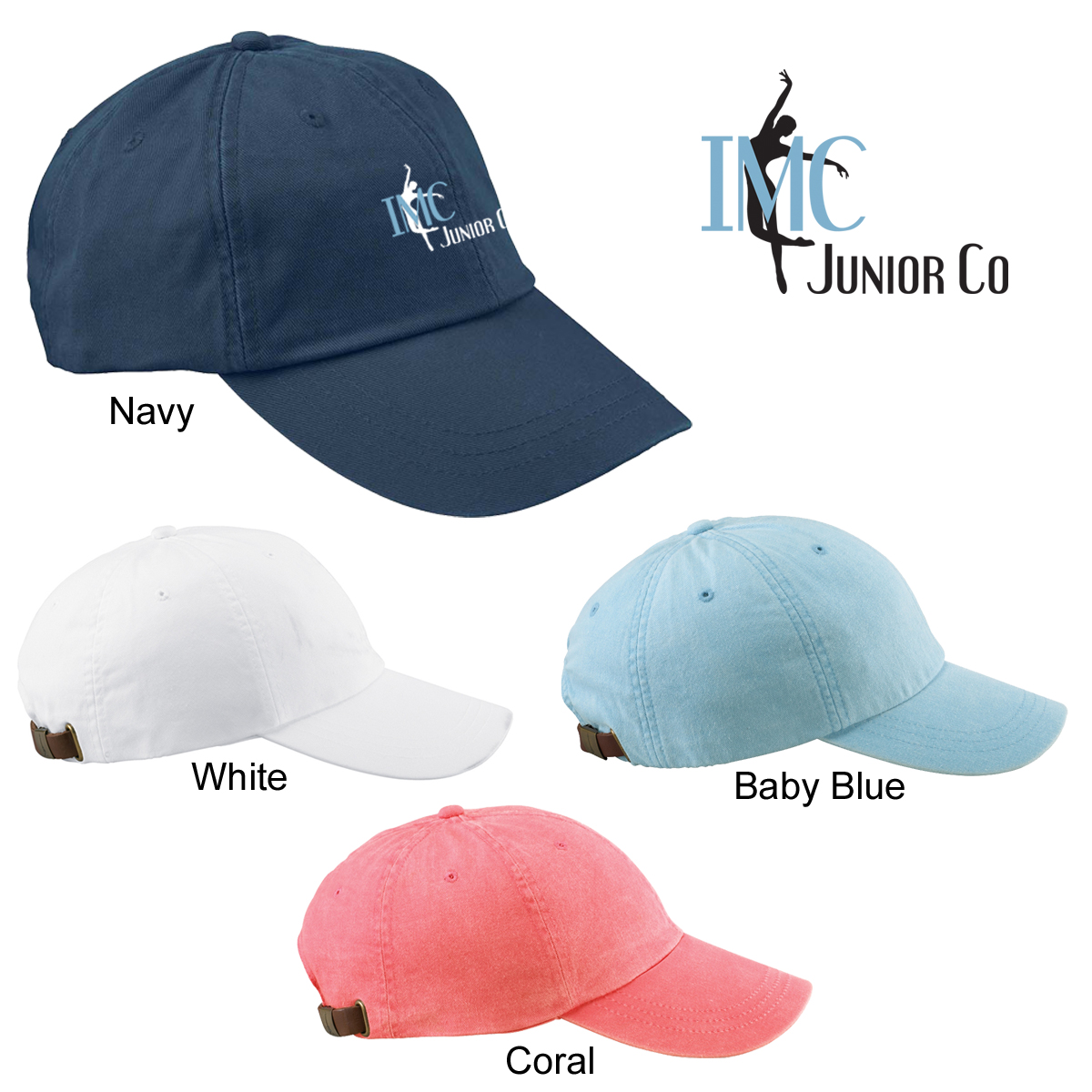 IMC JR COMPANY - BASEBALL CAP
