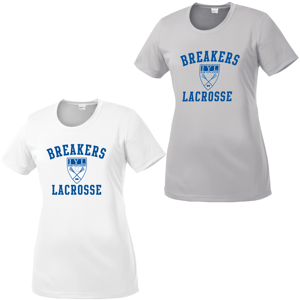 Island Youth Lacrosse - Women's Short Sleeve Tech Tee