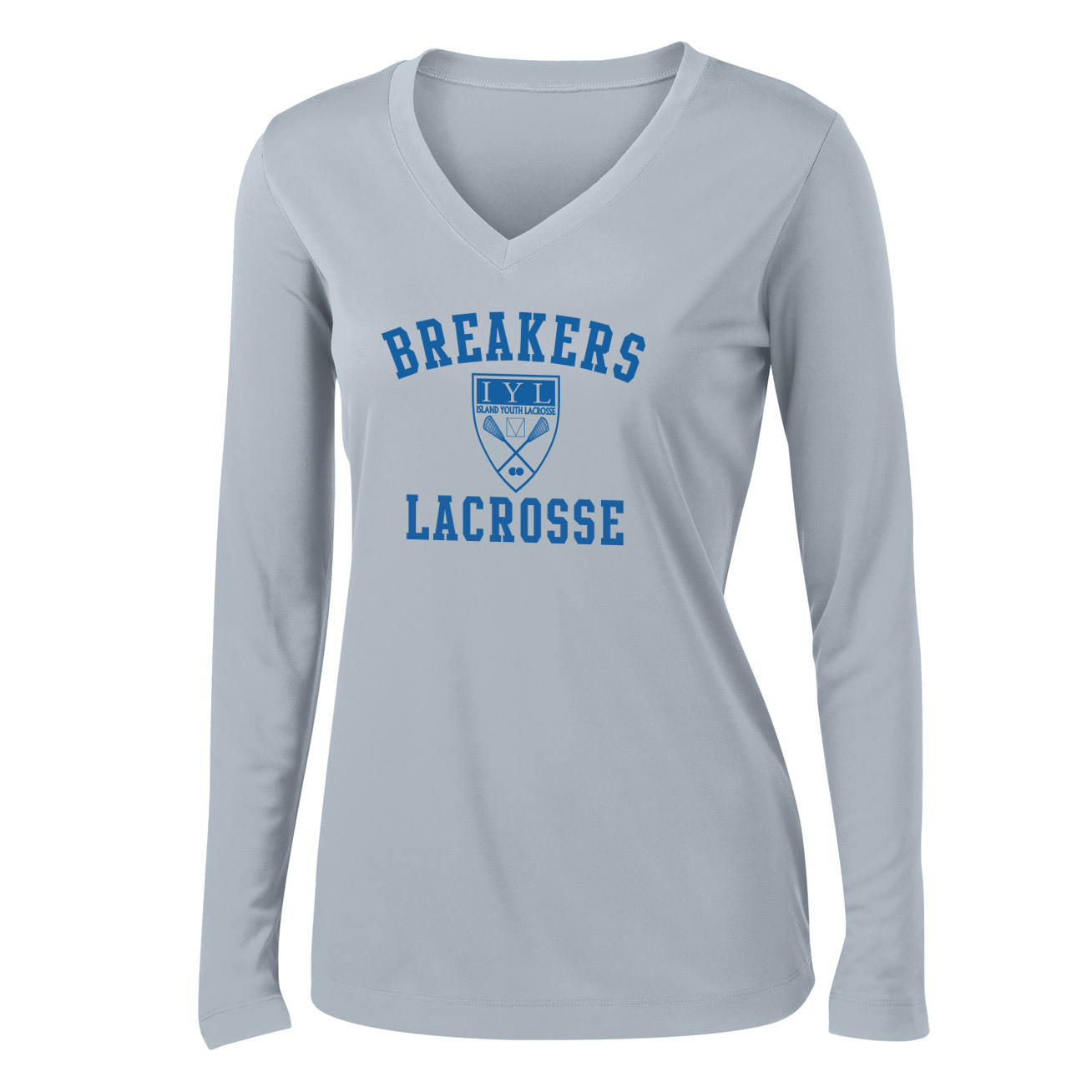 Island Youth Lacrossse - Women's Long Sleeve Tech Tee