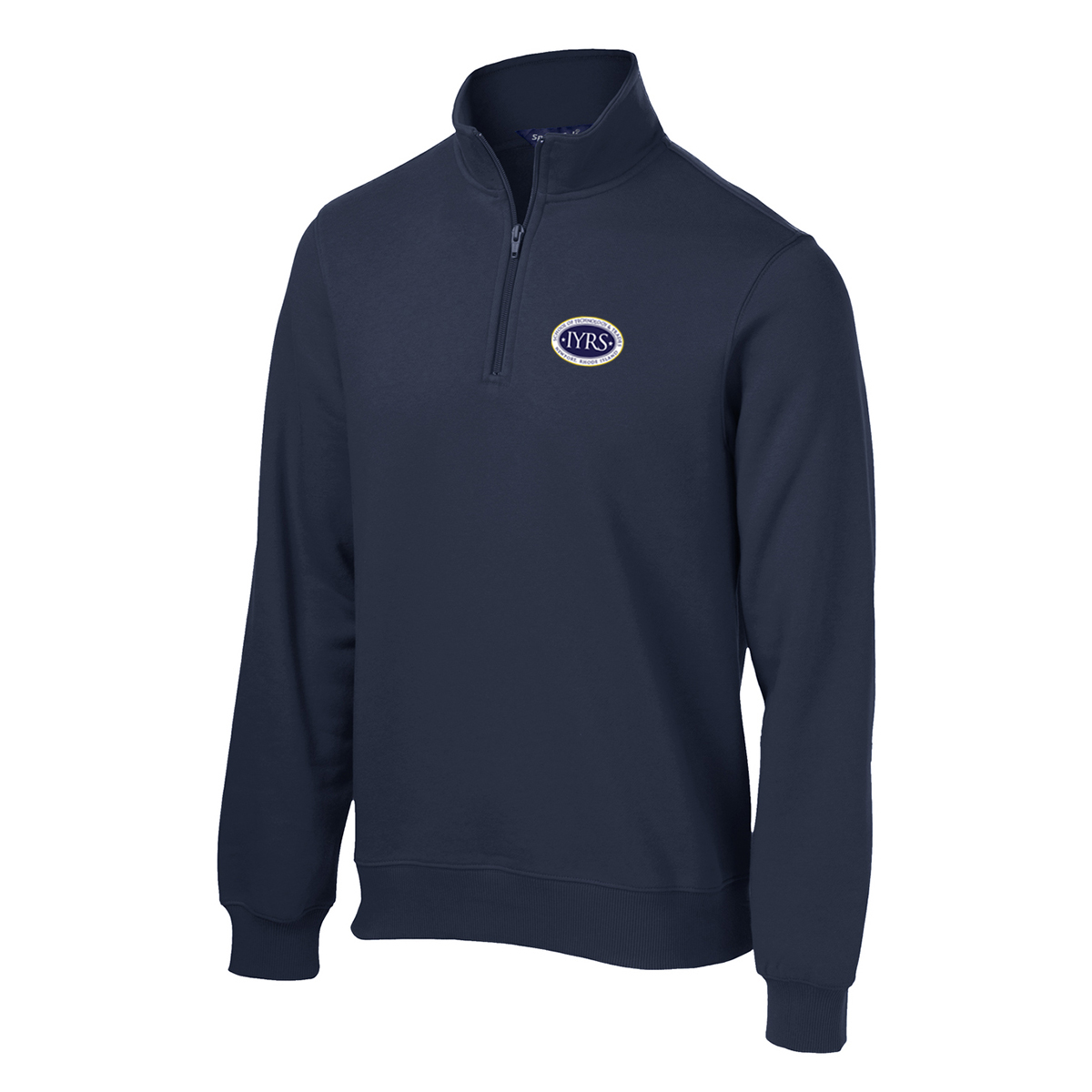 International Yacht Restoration School - Men's 1/4 Zip Sweatshirt