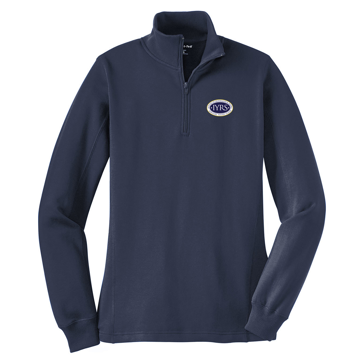International Yacht Restoration School - Women's 1/4 Zip Sweatshirt