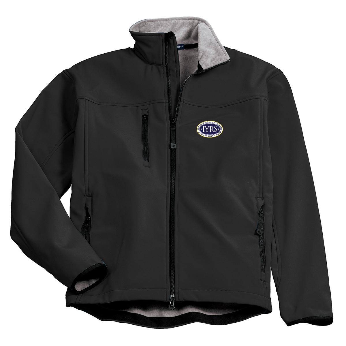 International Yacht Restoration School - Men's Softshell Jacket
