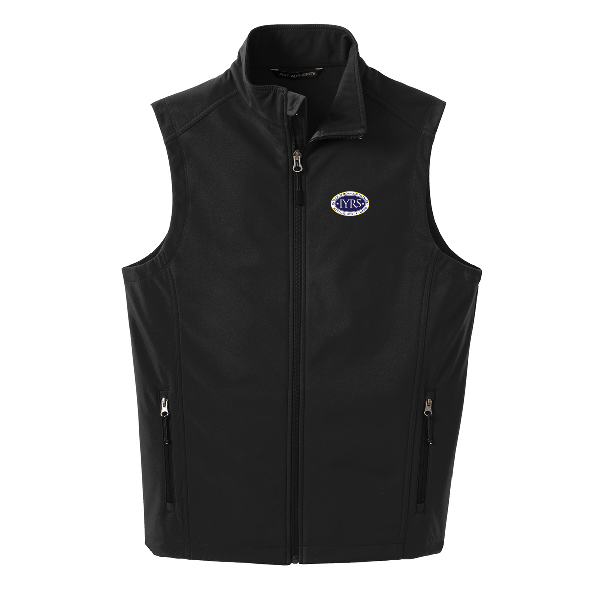 International Yacht Restoration School - Men's Softshell Vest