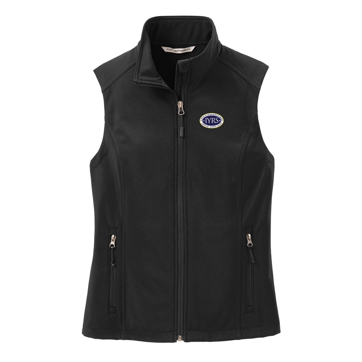 International Yacht Restoration School - Women's Softshell Vest