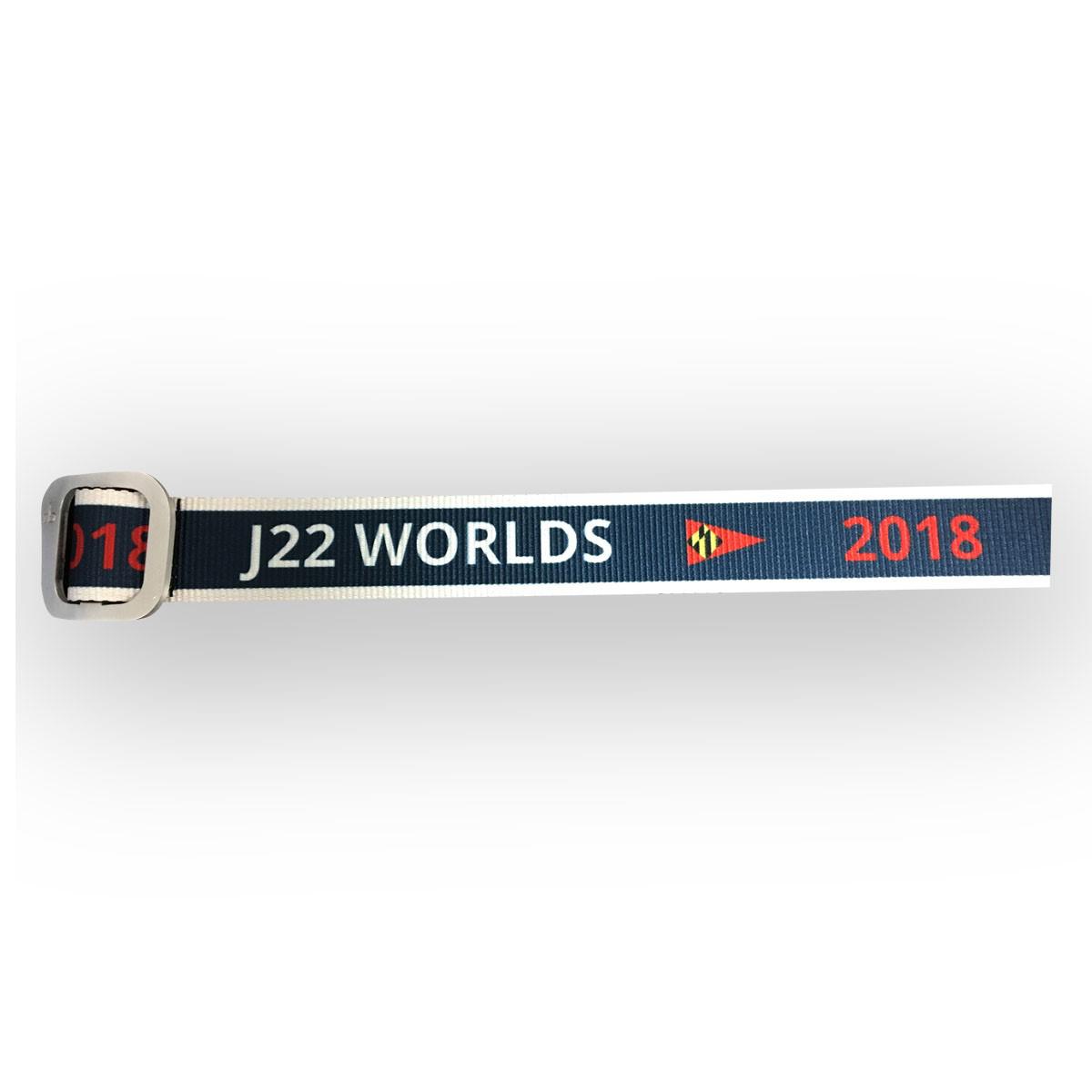 J22 WORLDS DEFENDER BELT