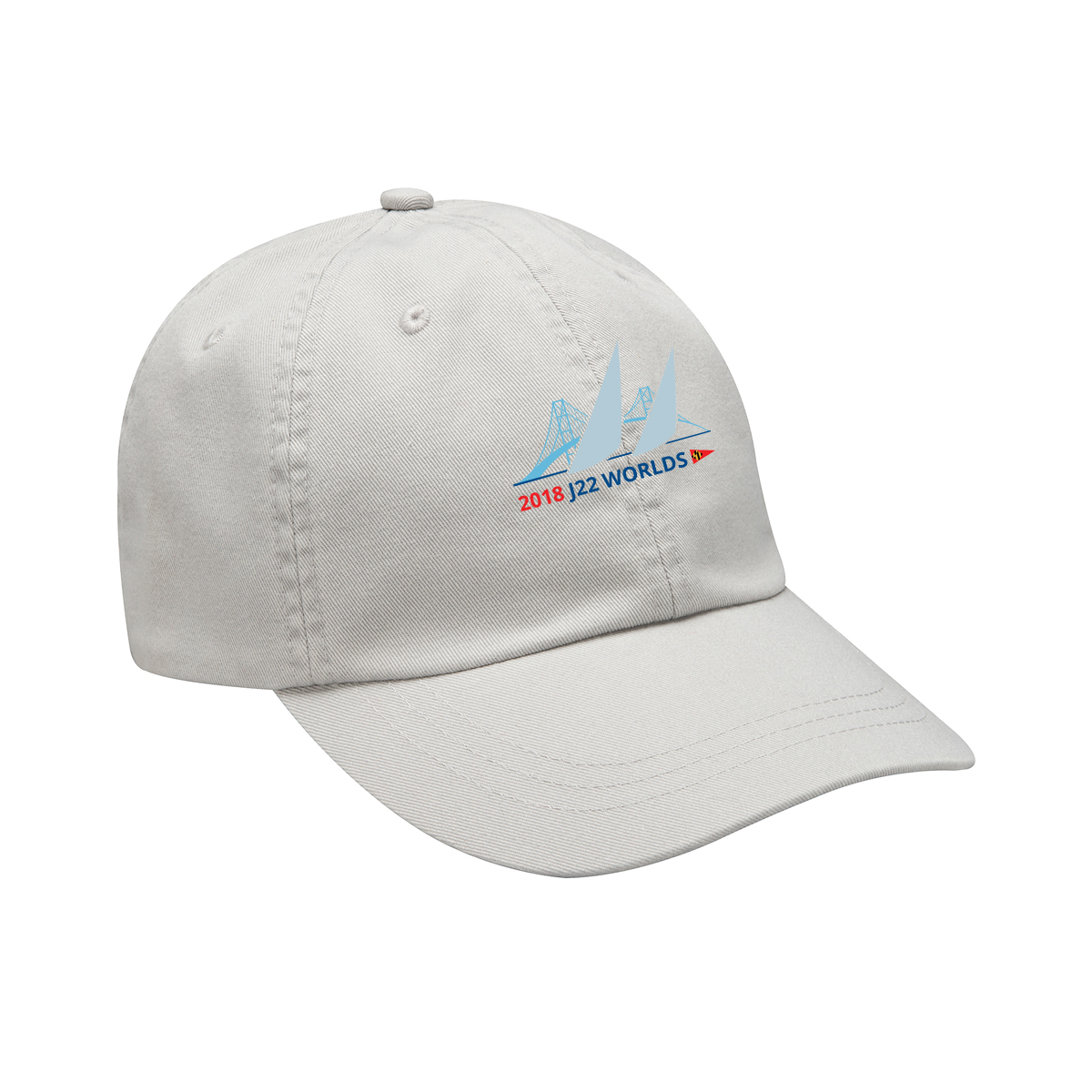 J22 WORLDS - COTTON CAP