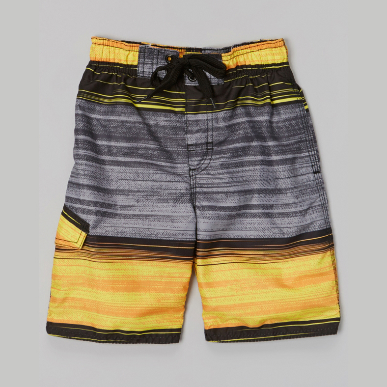 KANU BOYS RUSH BOARD SHORTS  (1406)